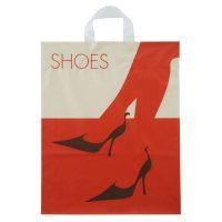 Einkaufstüten bedruckt für Schuhgeschäfte