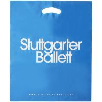 Plastiktueten Stuttgarter Ballett