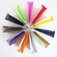 Bedruckbare Papiertragetaschen in verschiedenen Farben