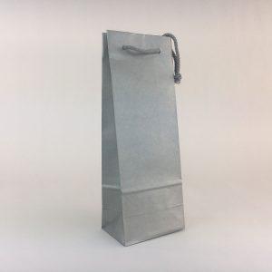 Weintaschen für eine Flasche mit Textilkordel