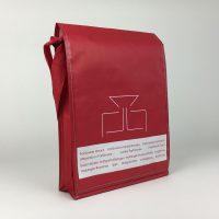 R-PET individuell bedruckbare und recycelte Tragetaschen